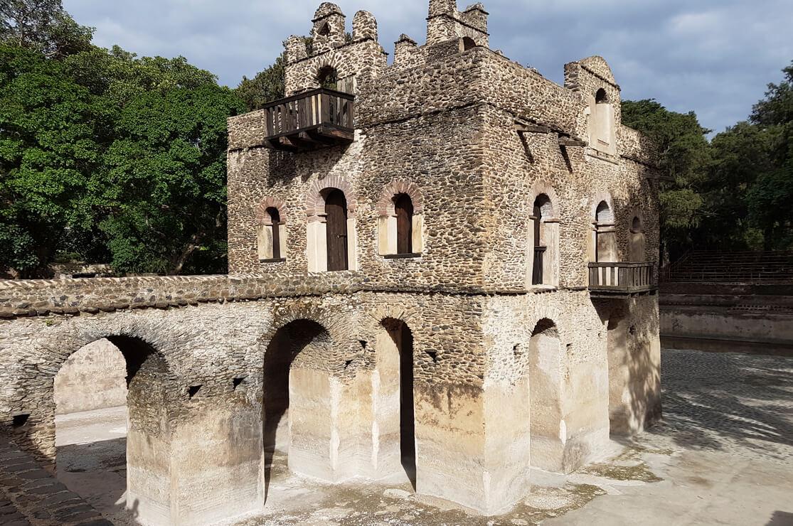 The Pool of King Fasilidas, Gondar