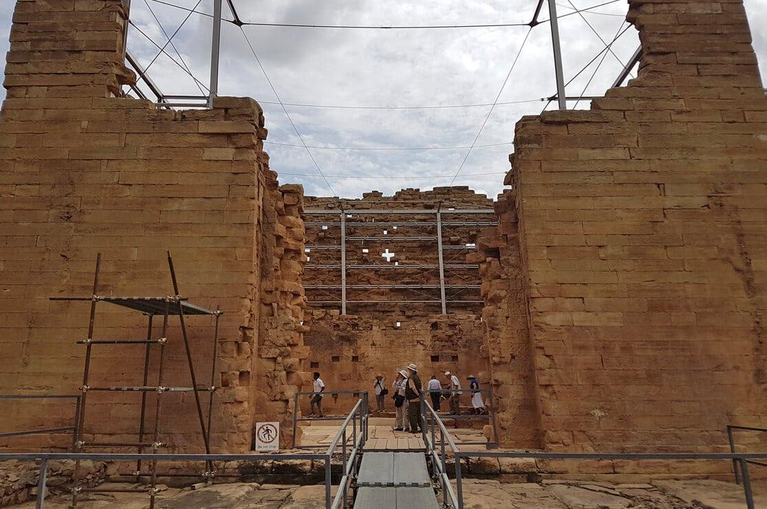 Yeha Temple near Axum