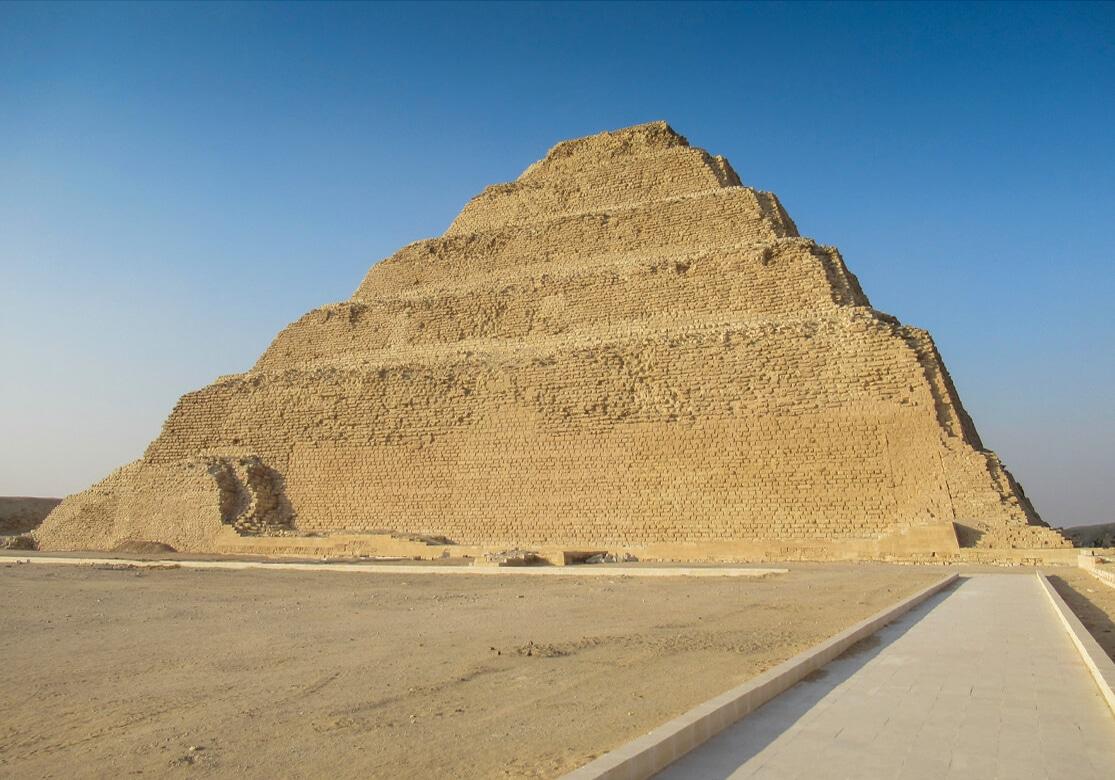 Step Pyramid, Saqqara