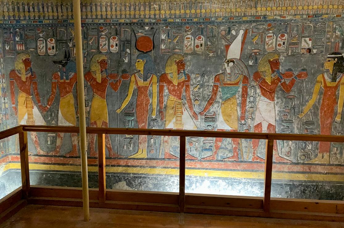 KV57 Tomb of Horemheb
