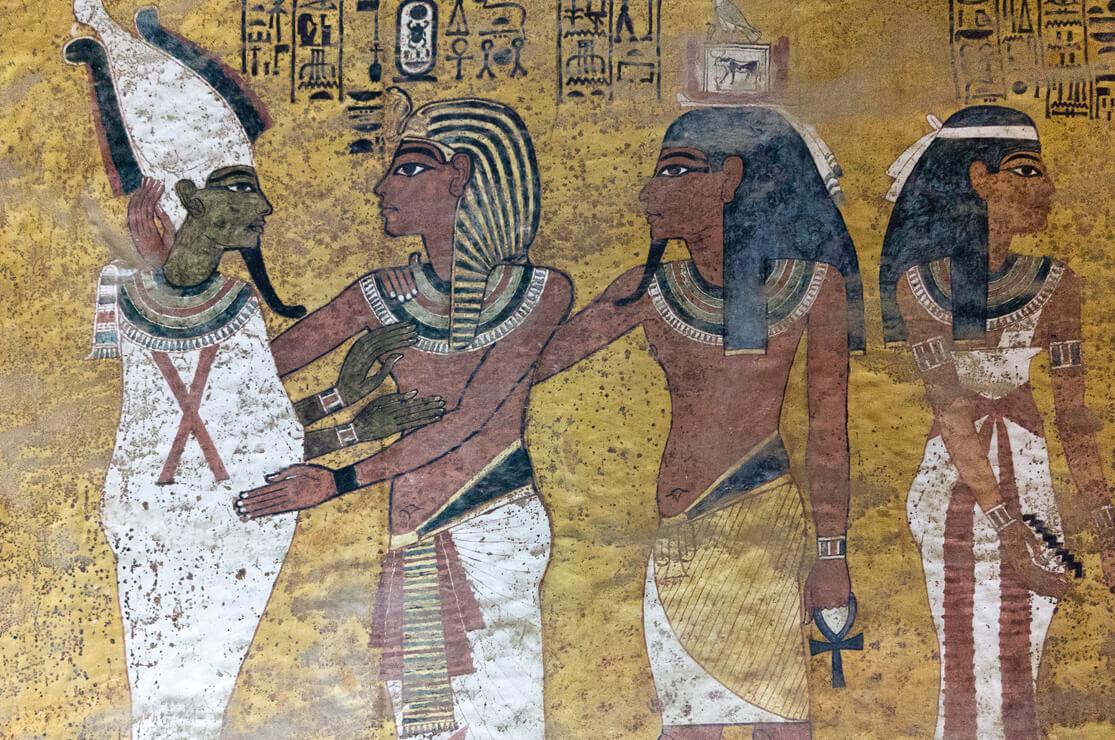 Tutankhamun Replica Tomb
